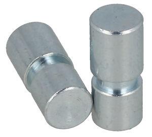 Pair Of Shear Pins Fits ISEKI SXG19 SXG22 SXG32 Lawnmowers 866330100400