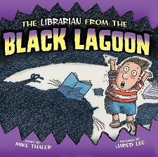 Librarian from the Black Lagoon (Hardback or Cased Book)