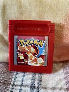 Juego Pokémon edición Rojo Fuego GBA Nintendo Game boy Advance