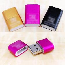 Mini USB 2.0 High Speed Micro SD TF T-Flash Memory Card Reader Adapter
