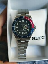 Seiko Skx033 7s26-0040 Pepsi Diver's Vintage Submariner