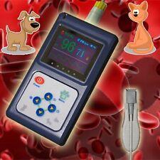 * Veterinär veterinario práctica de laboratorio oxímetro de pulso oxymeter oximeter pulsómetro om8
