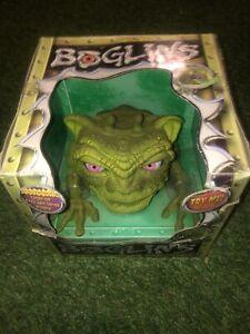BOGLINS Gangrene Electronic Mega Large boxed Puppet Lansay Vivid Vintage