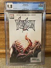 Venom #3 CGC 9.8 First Full Appearance Knull