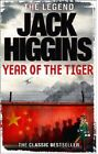 JACK HIGGINS __ YEAR OF THE TIGER __ BRAND NEW __ FREEPOST UK