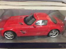 1:18 Mondo Motor Mercedes SLS AMG Red
