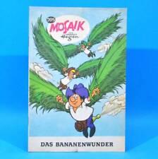 Mosaik 205 Digedags Hannes Hegen Originalheft   DDR   Sammlung original MZ 12