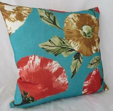 Cotton Blend Country Floral Decorative Cushions & Pillows