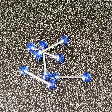 Ohrläppchen Piercing-Schmuck aus Acryl für den Bauchnabel
