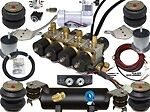 FBS-LIGHTNING4A Lightning Plug and Play FBSS Complete Air Suspension Kits