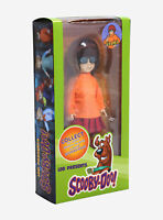 "LIVING DEAD DOLLS SCOOBY-DOO VELMA 10"" FIGURE MEZCO BOXED BUILD SCOOBY"