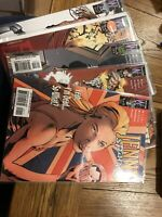 JENNY SPARKS #1-5 SET..MARK MILLAR/JOHN McCREA..DC 2000 1ST PRINT. NM AUTHORITY