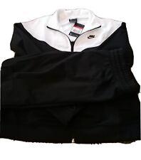 Nike Black/White Tracksuit - WOMENS L 12-14