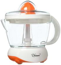 1.26 Quart Electric Citrus Kitchen Juicer, Durable, Orange