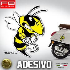 Adesivo Stickers Vespa Piaggio Px Honda Hornet Incazzata Angry Tuning Auto Moto