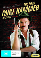 Mickey Spillane's The New Mike Hammer: The Series [New DVD] Boxed Set,