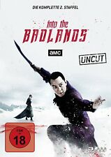 INTO THE BADLANDS - COMPLETE SEASON 2  -  DVD - PAL Region 2 - New