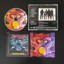 POSSESSED - BEYOND THE GATES / THE EYES OF HORROR - 2004 CD - Death Slayer Sodom