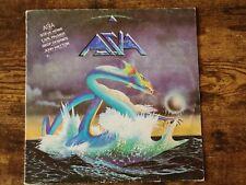 ASIA - ASIA - GREEK FIRST PRESS  - VINYL RECORD