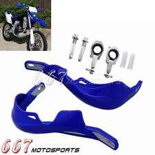 Hand Brush Guards For Dirt Bike MX ATV Yamaha WR YZ XT TTR 250 400 426 450 Blue