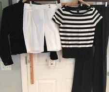 White House Black Market 7 Slim Bermuda Shorts