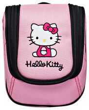 Nintendo 3DS 3DS XL 2DS Hello Kitty Carry Case Pink  hold Games and Accessories