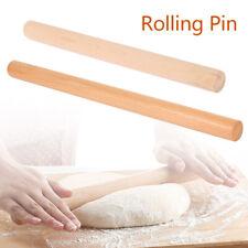 Natural Hardwood Wooden Rolling Pin Rod Dough Roller Diameter 2.6cm Baking Tool