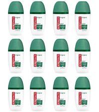 12 pièces BOROTALCO ORIGINAL déodorant vapo pas de gaz avec 75ml corps deo