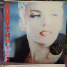 vinyle 33t LP eurythmics be yourself tonight