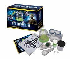 Doctor Who Character Building Silurian Crystal Lab New and Mint