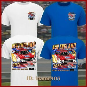 HOT NEW!! NHRA New England Nationals Event T-Shirt Unisex Cotton Tee All Size
