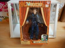 Living Toys NSync Justin Timberlake in Box