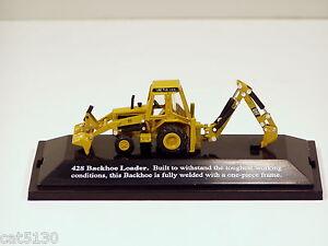 Caterpillar 428 Backhoe - 1/100 - Entec - MIB