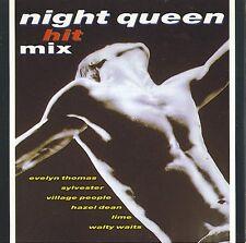 VARIOUS - Night queen hit mix 2TR CDS 1993 ITALO-DISCO / DISCO