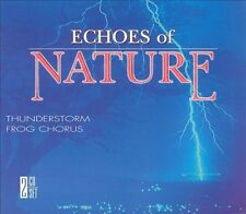 Echoes of Nature: Thunderstorm & Frog Chorus