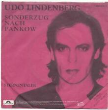 Udo Lindenberg 1983 : Sonderzug nach Pankow + Sternentaler