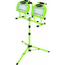 65 Watt CFL Fluorescent Worklight Portable Work Shop Stand Light Fixture L-2005