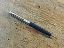 Vintage Dark Blue Stainless Steel Twist Activate PARKER 21 Mechanical Pencil USA