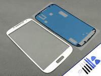 FRONTGLAS für SAMSUNG Galaxy S4 WEISS Glas Display Touchscreen NEU & OVP