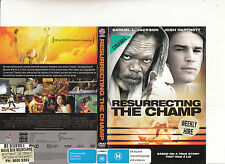 Resurrecting The Champ-2007-Samuel L Jackson-Movie-DVD