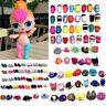 LOL Surprise Glam Glitter Neon QT Doll with Random dress shoes Bottle 1 2 3 UK
