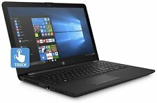"HP 15.6"" HD Touchscreen Laptop 15-bs020wm (Pentium N3710 1.6GHz, 4GB 500 GB HDD)"