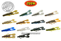 Zoom Ultra Vibe Speed Craw Bait Jig Trailer 3.5in 12pk - Pick