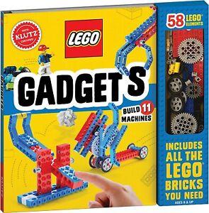 GENUINE LEGO  Klutz LEGO Gadgets Sealed Box FREE Shipping!