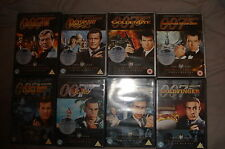 007 Bond - 6 ultimate edition 2 disc DVD sets