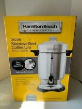 Hamilton Beach Commercial 60 Coffee Maker Model D50065 New