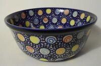 Sehr schöne Schüssel / Schale aus Bunzlauer Keramik, Dmr. 15 cm, 400 ml (*4012)
