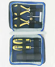 Badminton & Tennis Stringing Kit Incl Awls, Nippers, Pliers & String Stretcher