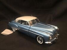 FRANKLIN MINT 1949 BUICK ROADMASTER RIVIERA COUPE 1:24 SCALE DIECAST VEHICLE