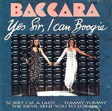 (CD) Baccara - Yes Sir, I Can Boogie, Darling, The Devil Sent You To Lorado,u.a.